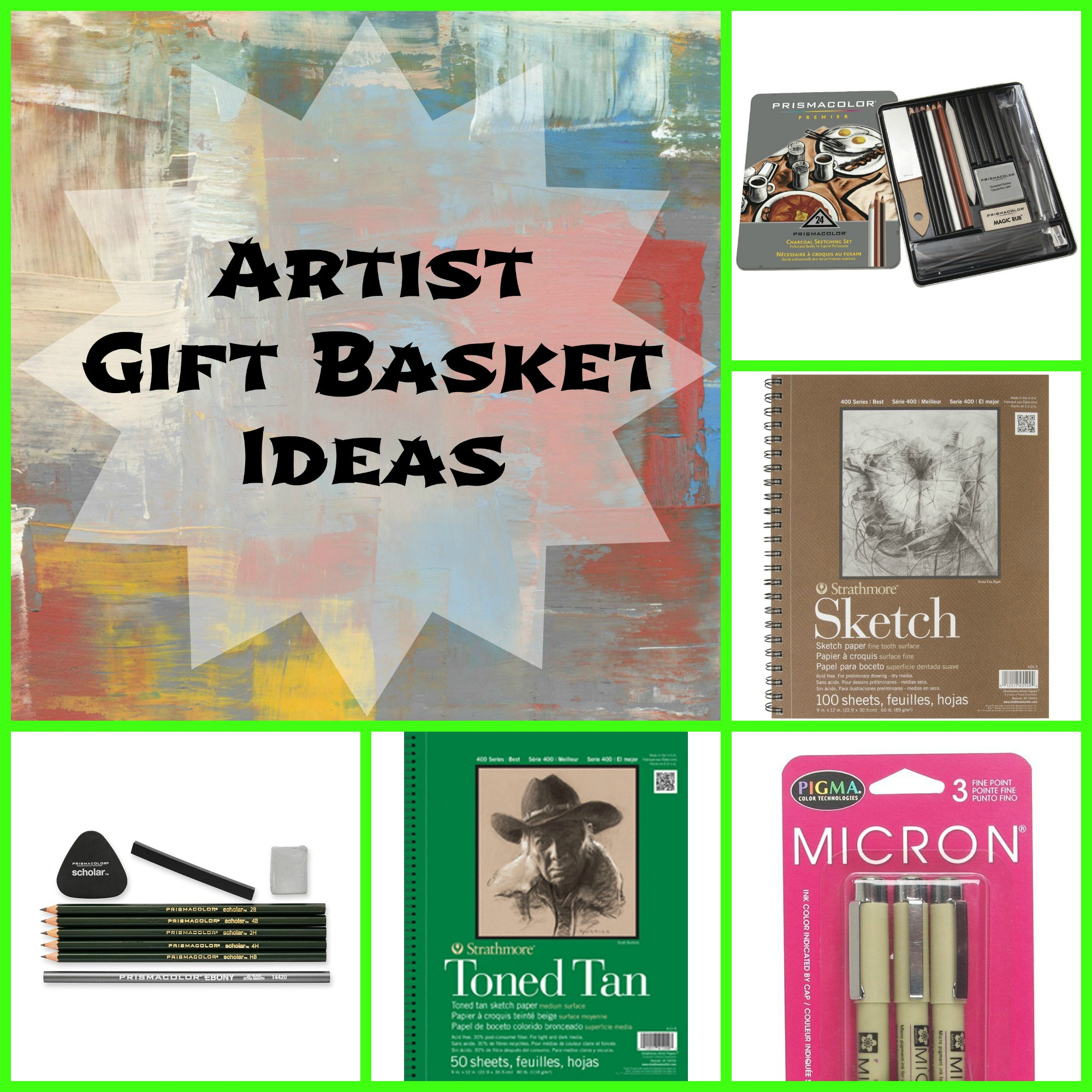 gift ideas for the artistic- ages 14-adult - art with ms. audrey